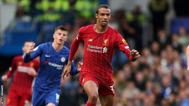Joel Matip: Liverpool defender signs new deal until summer 2024