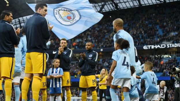 Man City: Pep Guardiola says players will give Liverpool guard of honour