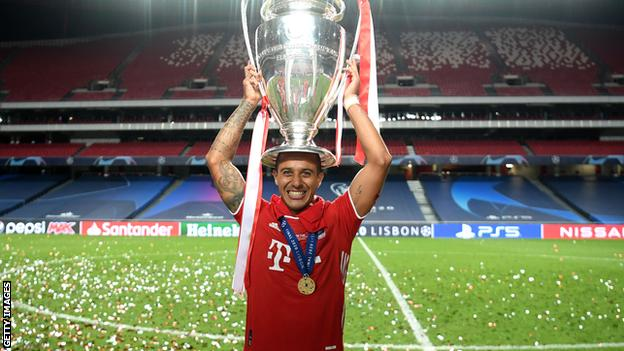 Thiago writes open letter to Bayern fans before Liverpool move thumbnail