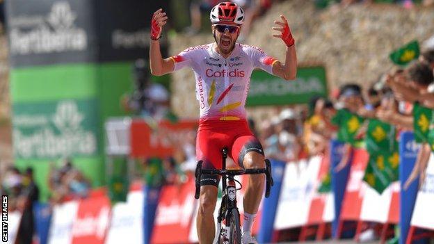 Jesus Herrada won the 2019 Tour de Luxembourg