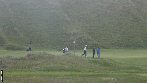 The Irish Open could be staged at the Portstewart course in 2017