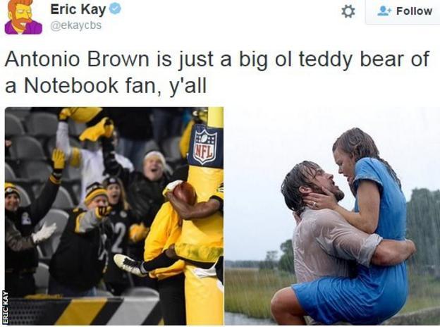 Eric Kay tweet