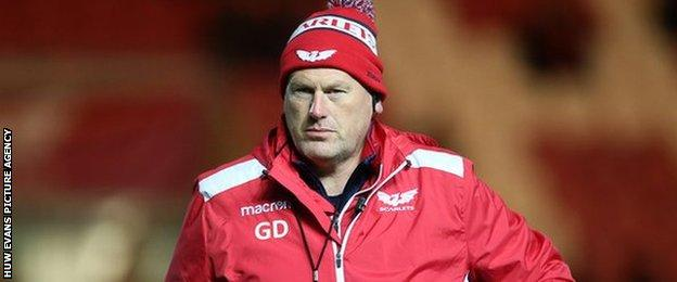 Glenn Delaney spent seven years as director of rugby at Nottingham before becoming London Irish's forwards coach, head coach and head of rugby operations