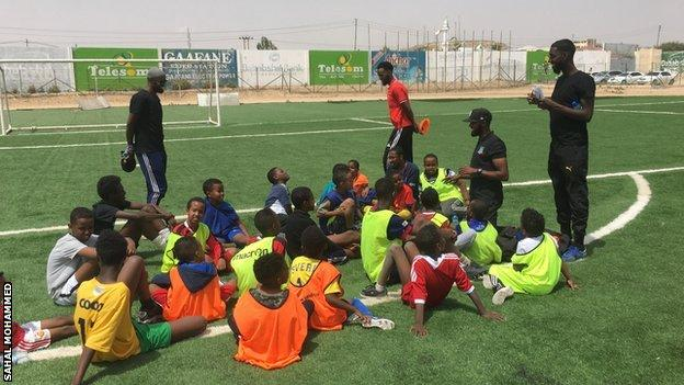 Somaliland Football Academy