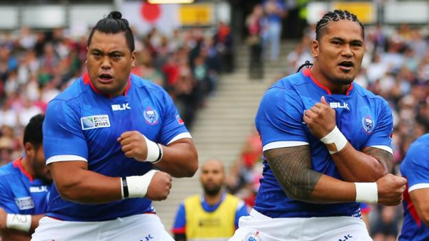 Autumn tests samoa rugby is bankrupt says country 39 s prime minster bbc sport - English rugby union league tables ...