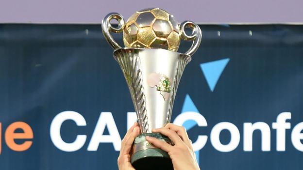 Confederation Cup trophy