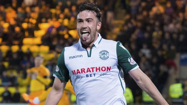 Livingston 1-2 Hibernian: Stevie Mallan winner sends Hibs fifth thumbnail