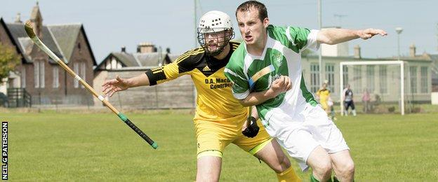 Beauly got the better of National Division rivals Inveraray