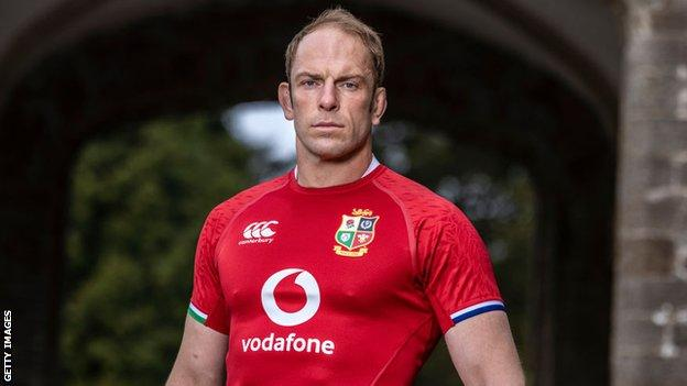 Alun Wyn Jones has played 148 internationals for Wales and nine Tests for the British and Irish Lions