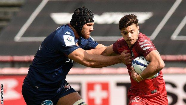 Toulouse 21-9 Bordeaux-Begles: Hosts reach first Champions Cup final since 2010 thumbnail
