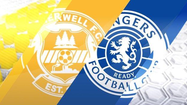 Motherwell v Rangers