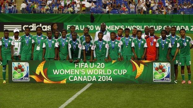 U-20 Women's World Cup: Nigeria lose 2020 bid to Costa Rica and Panama - BBC News