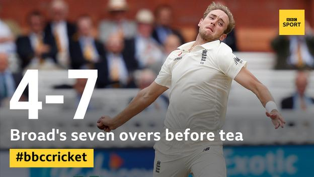 Stuart Broad graphic