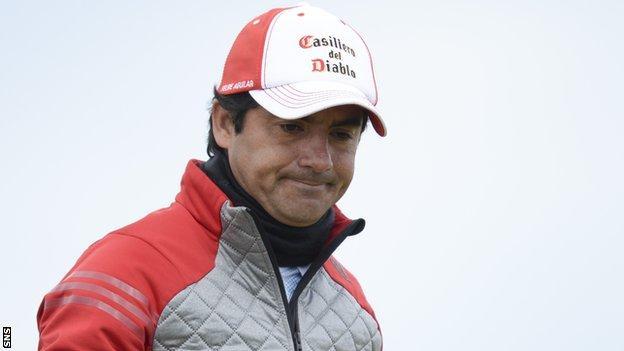 Chilean Felipe Aguilar