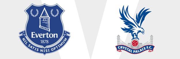 Everton v Crystal Palace