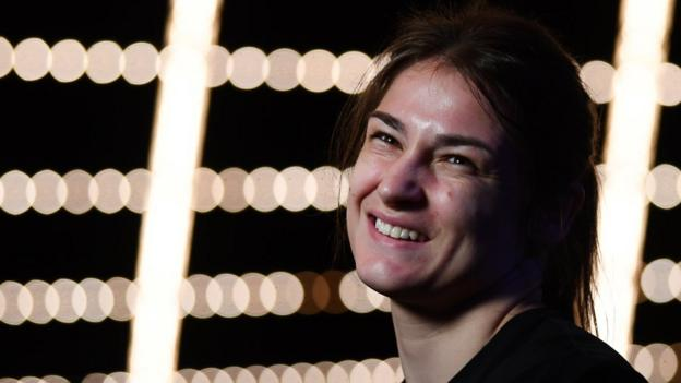 Katie Taylor v Delfine Persoon: 'This might just be the women's boxing match we have waited for' thumbnail