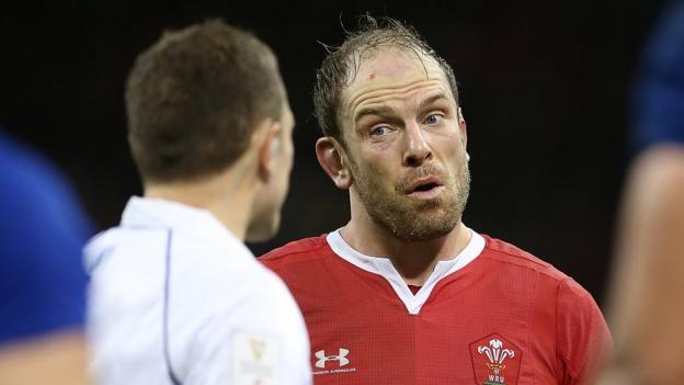 Six Nations 2020: Referee got Wales key decision wrong - Wayne Pivac