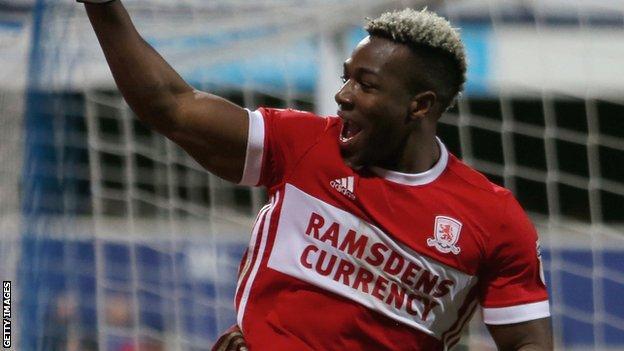 Adama Traore scores against QPR