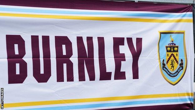 Burnley flag