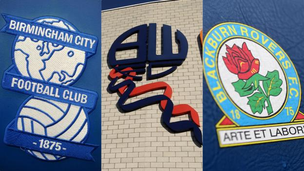 Blackburn, Bolton and Birmingham: Seven charts showing how Championship clubs reached this point thumbnail