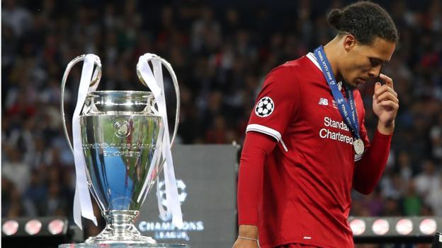 Champions League final: Liverpool's Virgil van Dijk plans to erase 'painful' memories of last season thumbnail