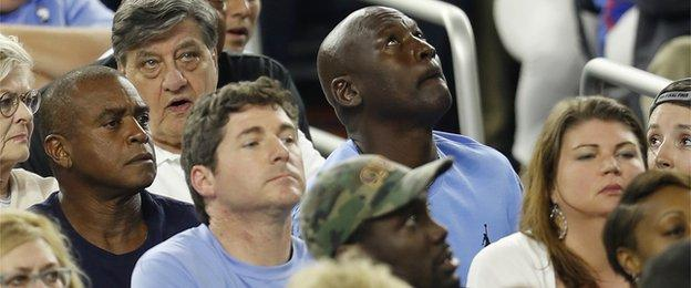 Jordan's late jumper in 1982 helped North Carolina beat Georgetown