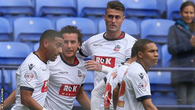 Bolton Wanderers players