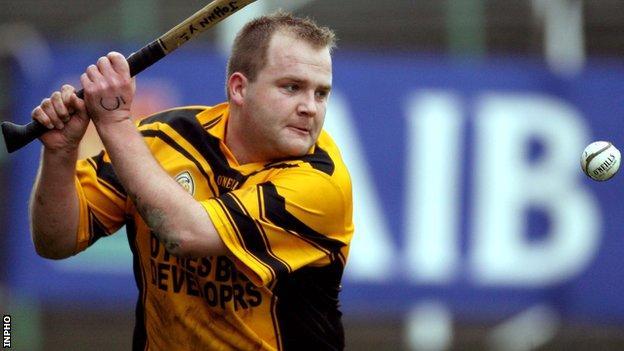 Johnny McGrattan is a former Down senior hurler