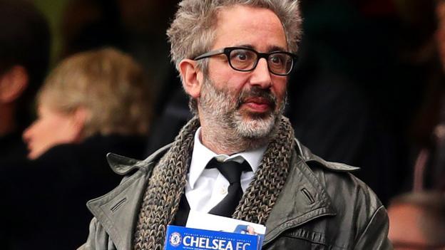 Premier League predictions: Lawro v comedian, author and Chelsea fan David Baddiel thumbnail