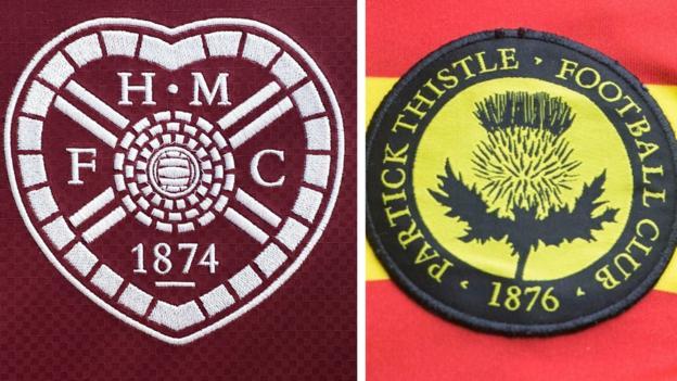 Hearts & Partick Thistle criticise 'misleading' SPFL letter thumbnail