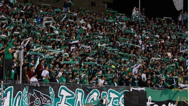 Al Masry stadium