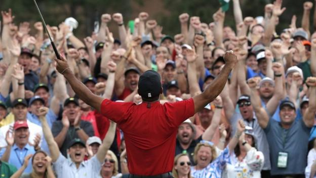 Tiger Woods wins 2019 Masters: What was it like to witness his victory? thumbnail