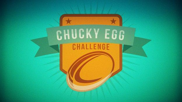 Chucky Egg Challenge