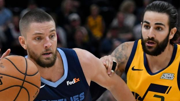 Chandler Parsons: Atlanta Hawks star's career in doubt after 'traumatic brain injury' thumbnail