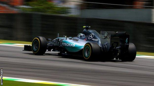Mercedes have dominated F1 for the last two years