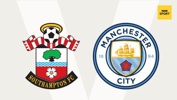 Southampton v Man City
