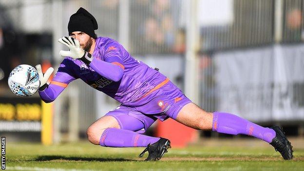 Lions FC'den Luke Borean