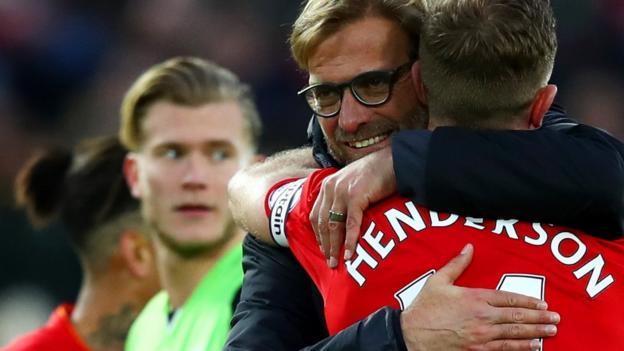 Liverpool: Jurgen Klopp plays down talk of a Premier League title challenge