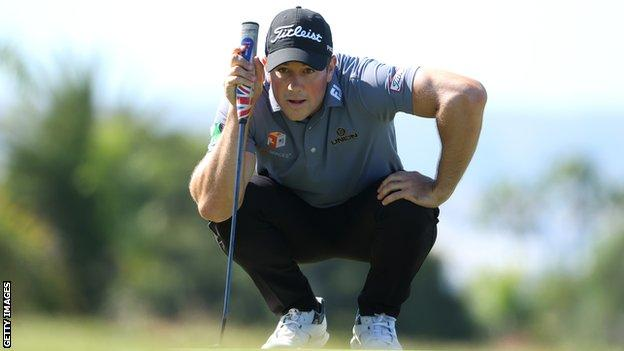Rhys Enoch has twice qualified for the Open Championship and reached the US Open in 2019