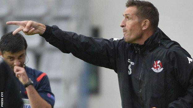 Stephen Baxter is set to make changes for the League Cup opener