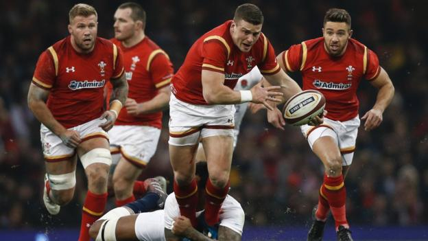 Six nations 2018 39 wales have a chance against england 39 bbc sport - English rugby union league tables ...