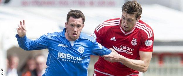 Danny Swanson and Ash Taylor