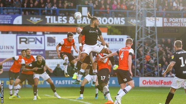 Bristol City v Luton