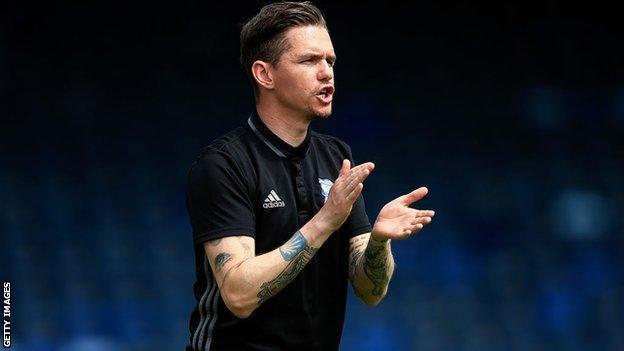 Marc Skinner joined Orlando Pride in 2019 having spent three years with Birmingham City