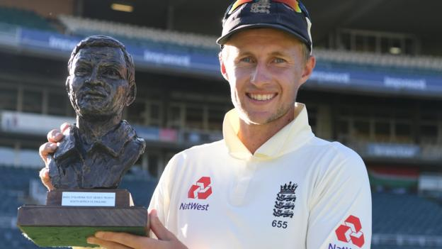 England in South Africa: Jonathan Agnew on Joe Root's improvement as captain thumbnail