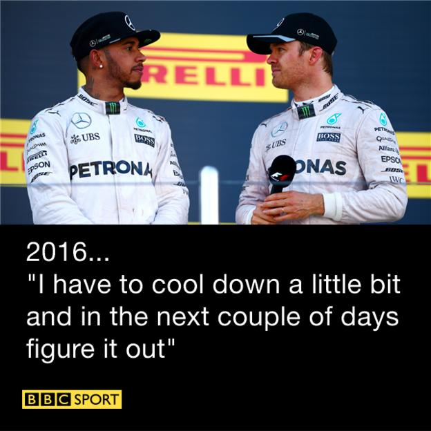 Toto Wolff discusses the accident between Rosberg and Hamilton at the Austrian Grand Prix