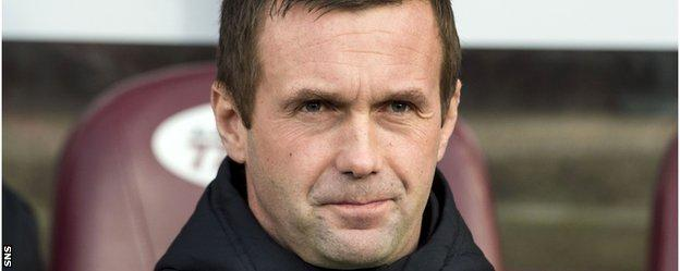 Celtic's recent poor run has led to speculation about Deila's future