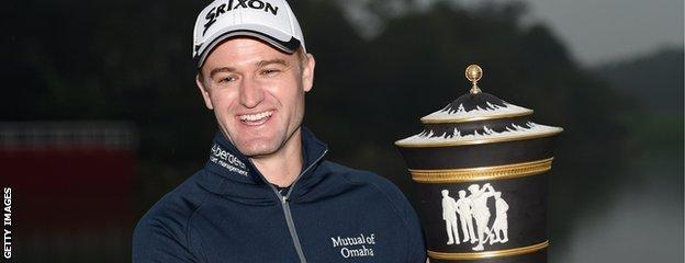Russell Knox's WGC triumph won him £930,000