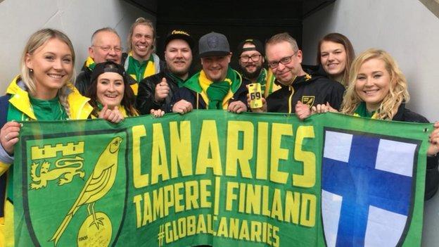 Finish Canaries