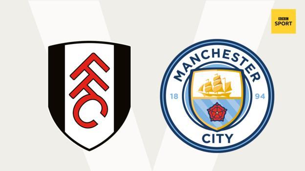Fulham v Man City